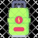Gas Energy Sustainable Energy Power Icon