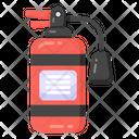 Extinguisher Gas Extinguisher Fire Extinguisher Icon