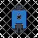 Boiler Gas Heater Icon