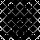Gas Geyser Icon
