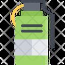 Gas Grenade Grenade Bomb Icon