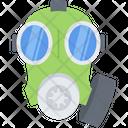 Gas Mask War Icon