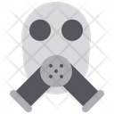 Gas Mask Mask Protection Icon