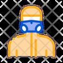 Mask Protective Human Icon