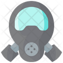 Mask Face Gas Icon