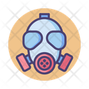 Gas Mask Face Mask Safety Icon