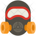 Gas Mask Mask Respirator Icon