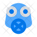 Gas Mask Mask Safety Icon