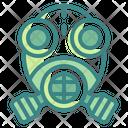 Gas Mask Mask Virus Icon