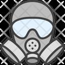 Gas Mask Respirator Gas Icon