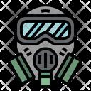 Gas Mask Mask Gas Icon
