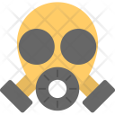 Military Mask Gas Icon