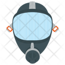 Gas Mask Respiratory Mask Biohazard Icon