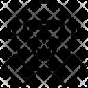 Gas Mask Army Icon