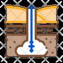Gas Entry Into Icon