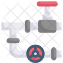 Gas Pipe Icon