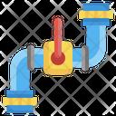 Gas Pipeline Pipeline Dippel Oil Icon