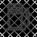 Gas Pump Gas Fuel Icon