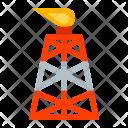 Gas rig Icon