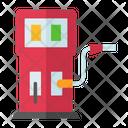 Gas Station Fuel Station Petrol Pump Icon