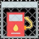 Gas Station Petrol Station Petrol Pump Icon