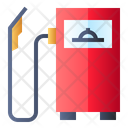 Gas Station Fuel Pump Petrol Icon