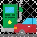 Gas Station Gasoline Icon