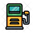 Gas Station Fuel Icon