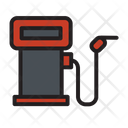 Fuel Pump Station Icon