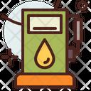 Gas Station Gas Pump Fuel Station Icon