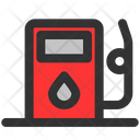 Gas Station Fuel Fuel Station Icon