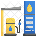 Gas Station Gas Gas Station Icon