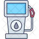 Gas Station Fuel Station Oil Station Icon