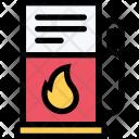 Gas Station Vehicle Icon