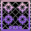 Gas Stove Icon