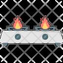 Burner Cook Kitchenware Icon