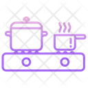 Gas Stove Cooker Icon