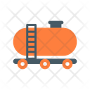 Gas Tank Oil Tank Oil Tanker Icon