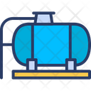 Gas Tank Transportation Icon