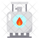 Gas Tank Energy Power Icon