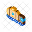 Gas Tank Truck Icon