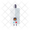 Gas Water Heater Icon