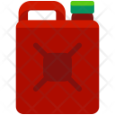 Gasoline Oil Can Icon