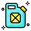 Gasoline Fuel Oil Icon