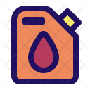 Gasoline can Icon