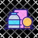 Gasoline Industry Icon