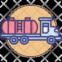 Gasoline Truck Icon