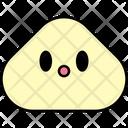 Gasp Emoji Emoticon Icon