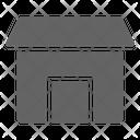 Gate Temple Entrance Icon