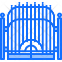 Gate Figured Forging Icon